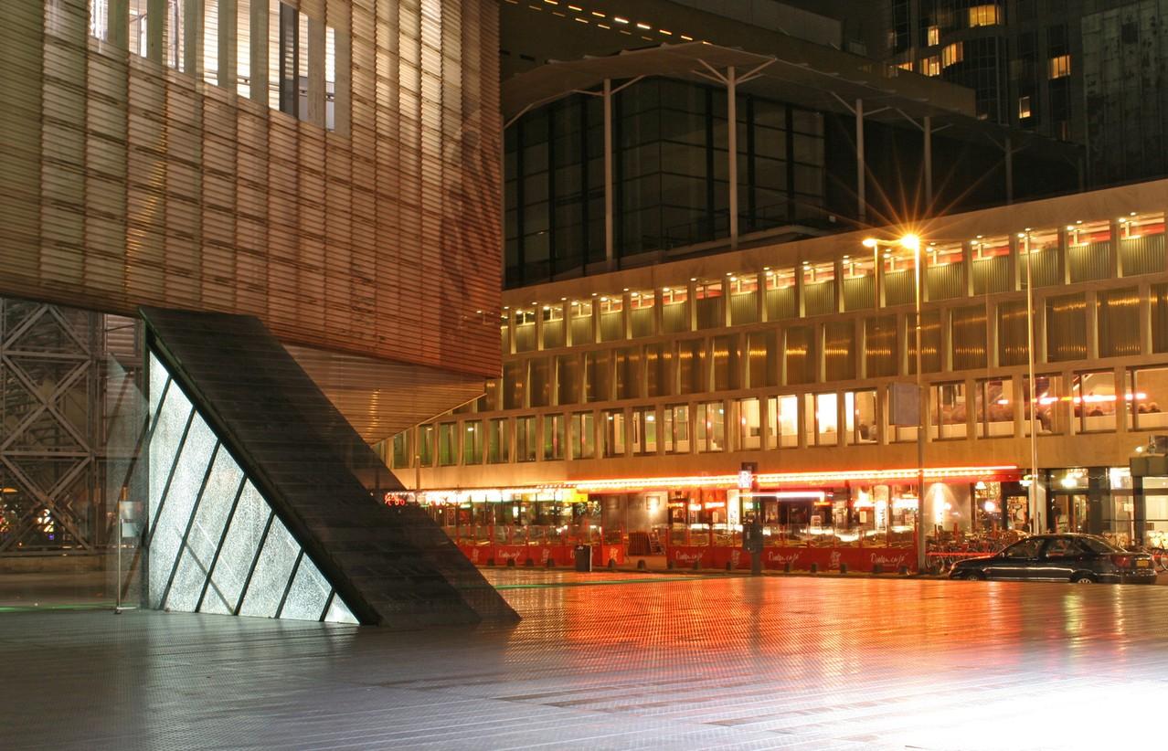 Architektura korzysta z wiedzy technologicznej