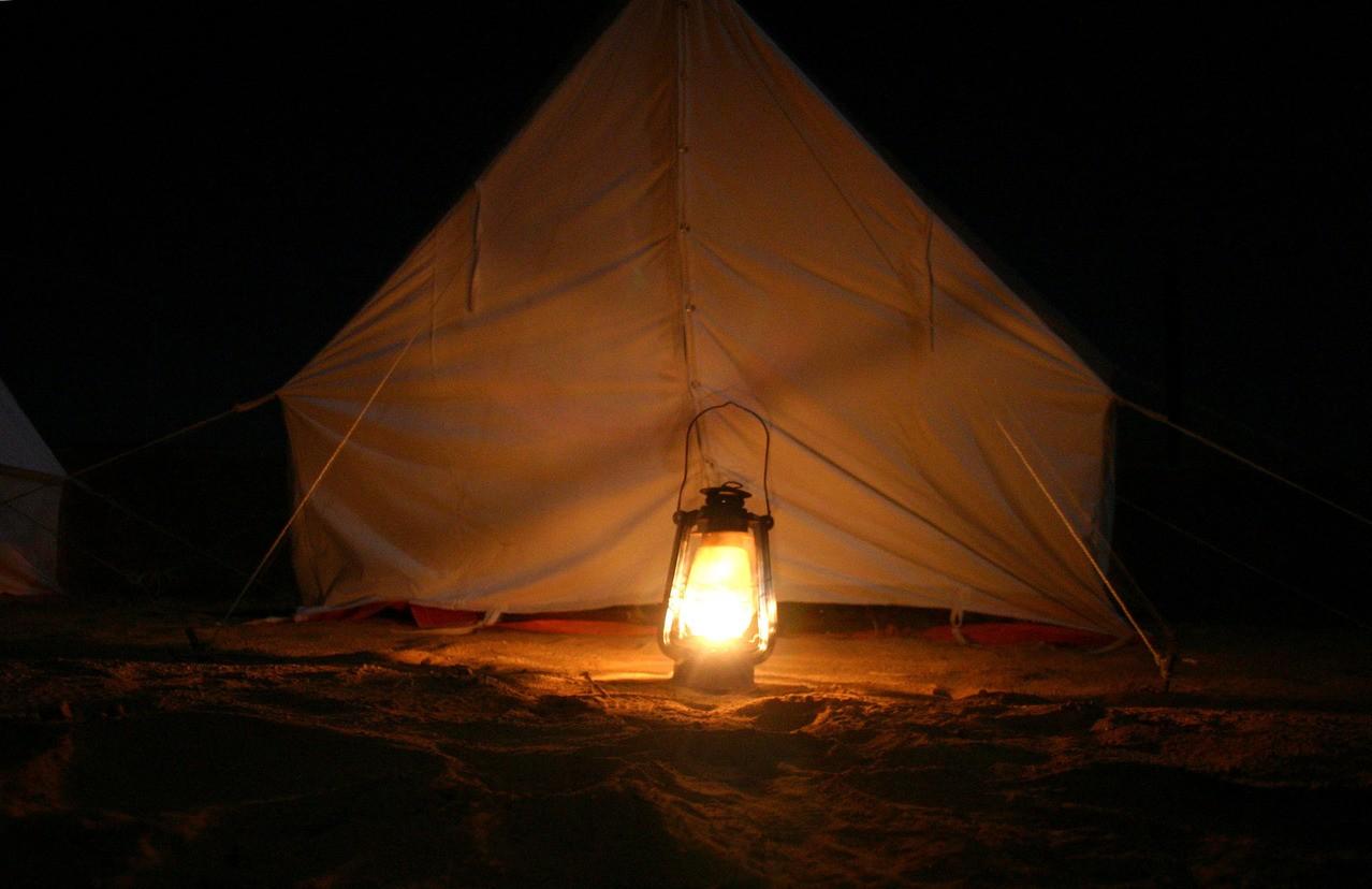 Z czego składa się namiot?