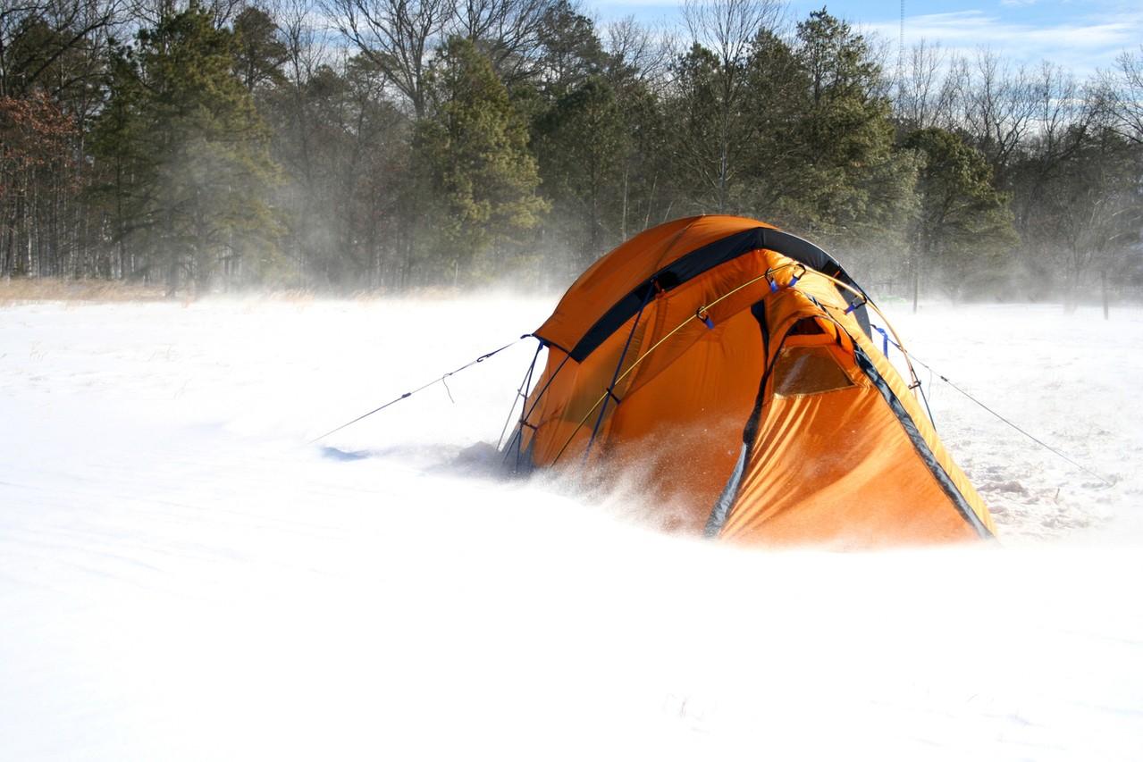 Dla kogo wyjazd pod namiot?